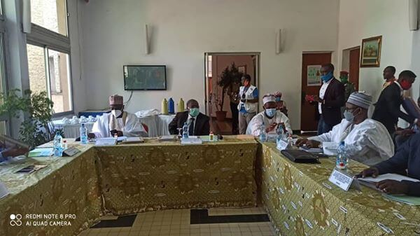 Conseil d'administration de la CDEN