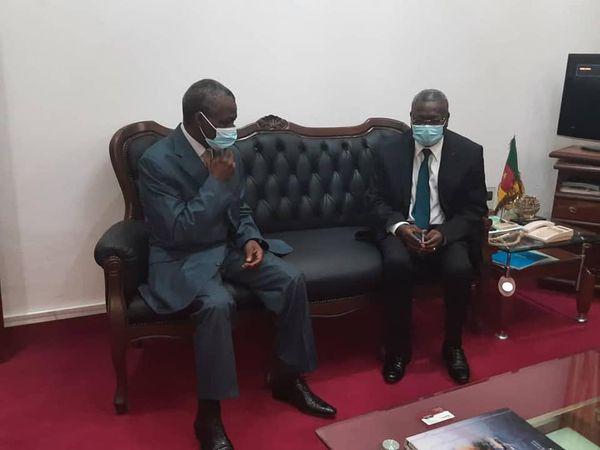 Cameroun-Italie : Le nouvel ambassadeur du Cameroun à Rome chez le MINEPIA
